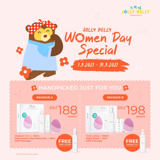 Women Day Special Package