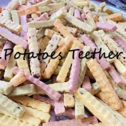 Potato Teething Sticks