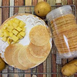 Potato Crackers