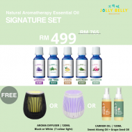 Natural Aromatherapy Essential Oil  [Signature Set]