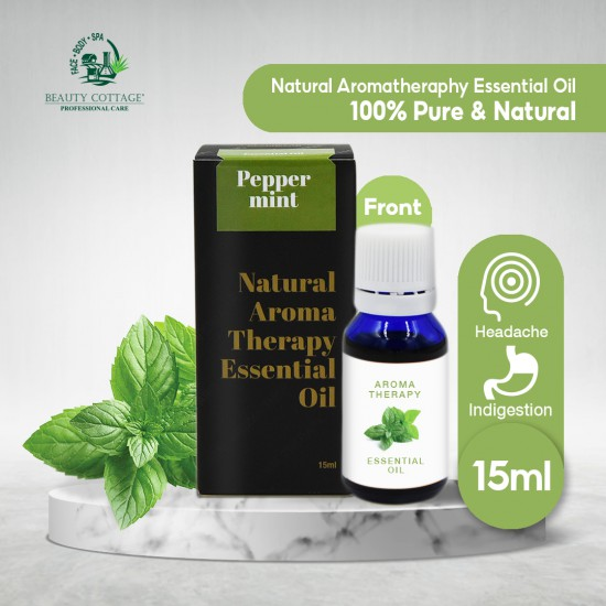 Natural Aromatherapy Essential Oil [Full Set]