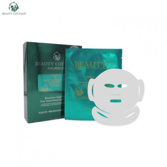 3D Shaping, Hydrating Collagen Mask