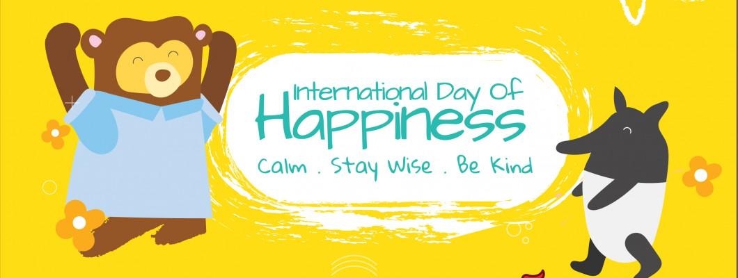 幸福的旅程-国际幸福日