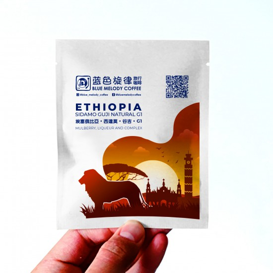 Fresh Roasted Coffee - Travel Around The World Coffee Drip Pack