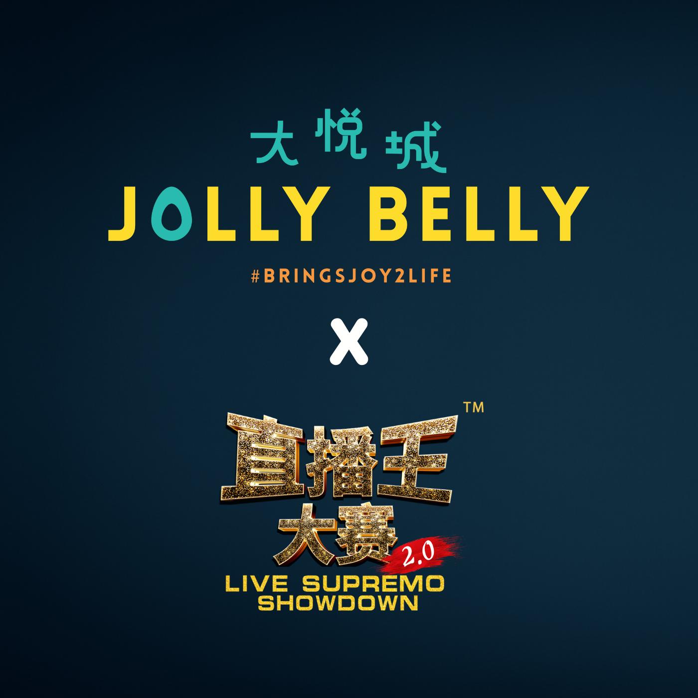 Jolly Belly x Live Supremo Showdown