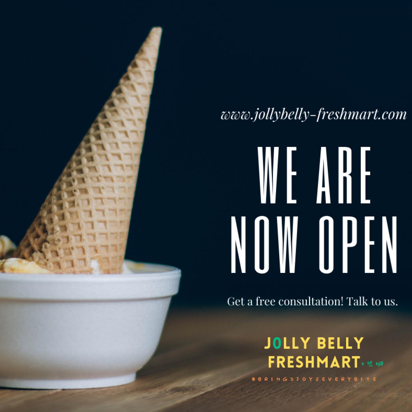 Jolly Belly Fresh Mart Programme