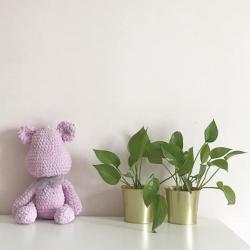 Crochet Gloomy Bear
