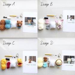 DIY Crochet Package