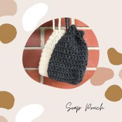 Crochet Soap Pouch