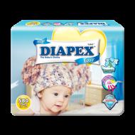 Diapex Easy Baby Diapers [Mega Pack]