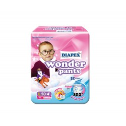 Diapex Wonder Pants Baby Diapers