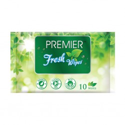 Fresh Wipes 3 x 10'S