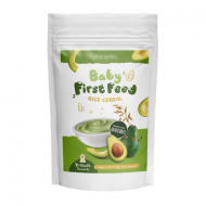 Baby First Feed Rice Cereal [Avocado]