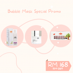 Bubble Mask Set Special Promo