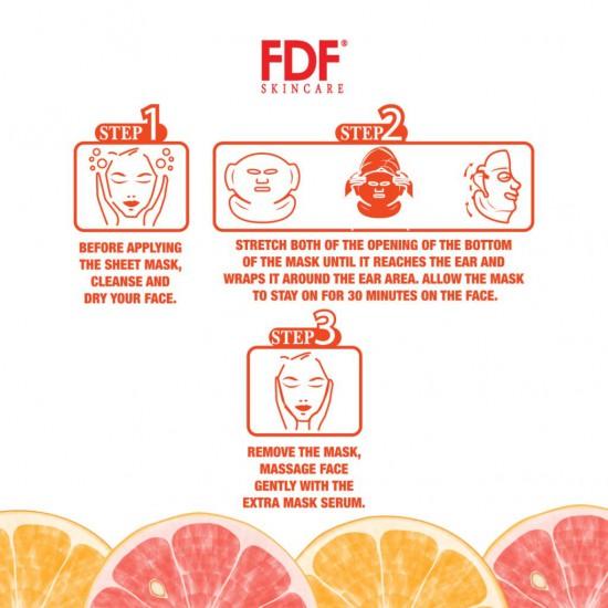 3D Sheet Masque
