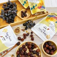 Dried Fruits [Red Grapes]