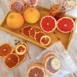 Dried Fruits [Grapefruit]