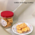 Golden Duck Egg Cookies