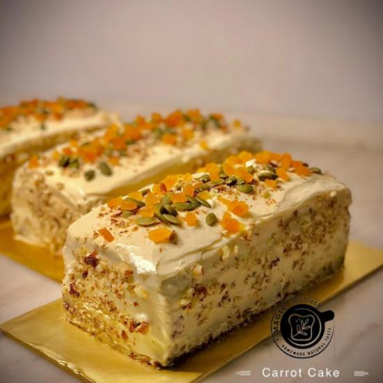Magical Carrot Cake