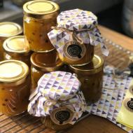 Sunny Fruit Jam