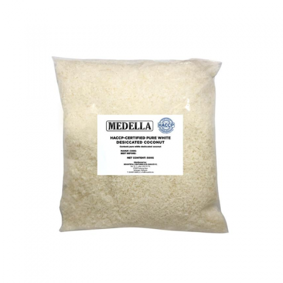 Pure White Desiccated Coconut (HACCP-certified)