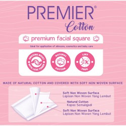 Facial Square 100's - Box