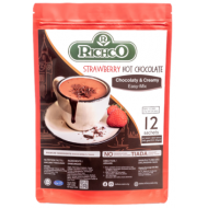 Hot Chocolate [Strawberry]