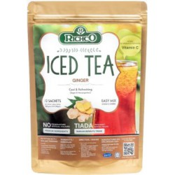 ICED TEA [Ginger]