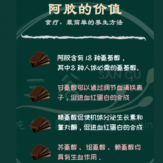 Ejiao Cake [CCA Thins]