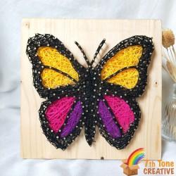 Butterfly String Art Kit for Art Craft