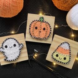 Halloween String Art Kit for Art Craft