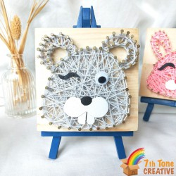 12 Zodiac Animals String Art Kit for Art Craft
