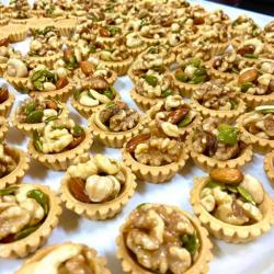 Premium Nutty Tarts