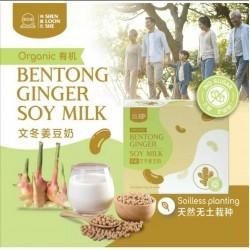 SLS Bentong Ginger Soy Milk [NO Sugar/NO Gula] Diabetic Friendly