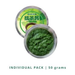Hakka Lei Cha Paste - Individual Pack