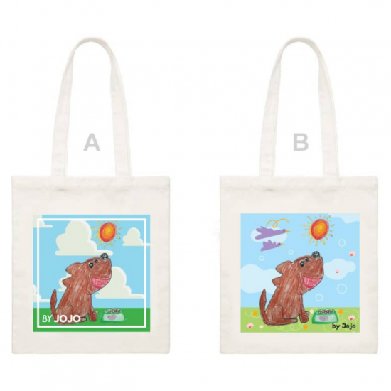 Limited Edition Tote Bag by JOJO
