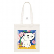 Limited Edition Tote Bag by Xin Yi