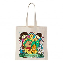 Limited Edition Tote Bag by Artist Amesab