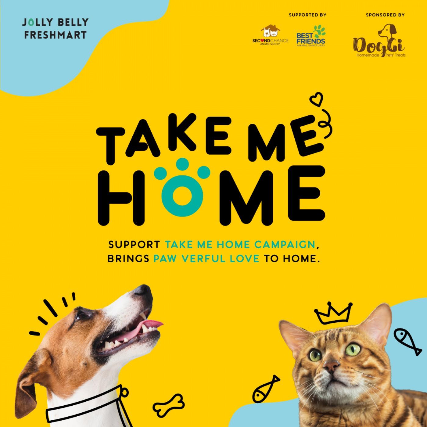 Take Me Home Campaign