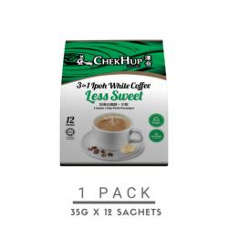 3 in 1 Less Sweet White Coffee (Rock Sugar)