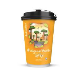 Cup - Madagascar Vanilla Latte