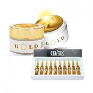 Gold Peptide Stem Cell Mask Set