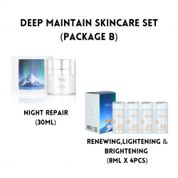 Deep Maintain Skincare Set (Package B)