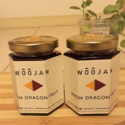 Lemon Dragon Fruit Jam