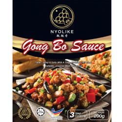 Gong Bo Sauces