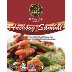Anchovy Sambal