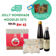 Jolly Homemade Noodles Sets