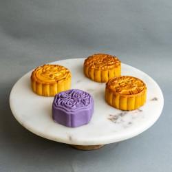4 Pieces of Premium Low Sugar Mooncakes