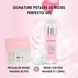 Signature Petales De Roses Perfecto Set