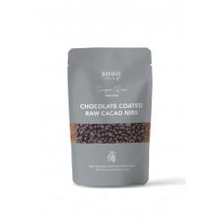 Chocolate Coated Cacao Nibs